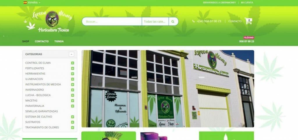 Tienda Online Granada Desarrollo web