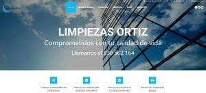 Sitio web Granada