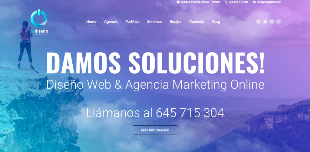Blog On Diseño Web Granada